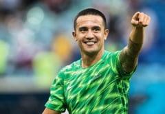 Un fotbalist si-a anuntat retragerea din echipa nationala dupa Cupa Mondiala 2018