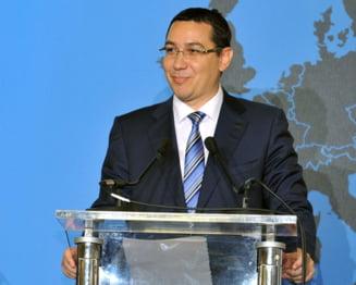 Un fular pentru doctorul Ponta (Opinii)