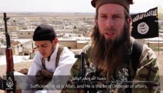 Un german care lupta alaturi de Statul Islamic, amenintari pentru Angela Merkel