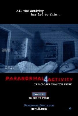 Un horor conduce box office-ul american (Video)