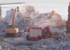 Un hotel din Bulgaria s-a prabusit peste muncitori