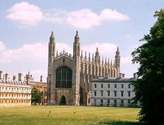 Un iesean este profesor de top la Cambridge