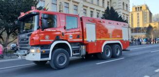 Un imobil din Bucuresti a fost evacuat, dupa ce un barbat a gasit un obuz in apartamentul bunicii sale