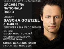 Un important dirijor vienez, pe scena Salii Radio. Studentii au acces gratuit la concert
