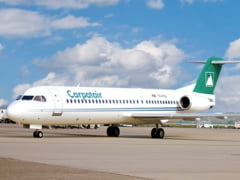 Un important operator aerian din Romania a intrat in insolventa
