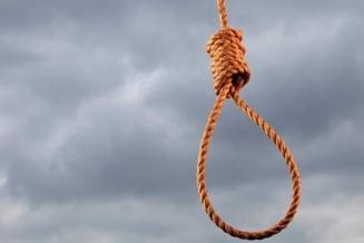 Un iranian care a supravietuit executiei, spanzurat din nou dupa ce se pune pe picioare
