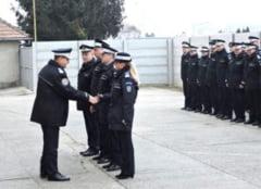 Un jandarm din Alba care a convins un tanar sa nu se sinucida, avansat in grad