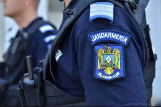 Un jandarm din Bucuresti a fost infectat cu coronavirus