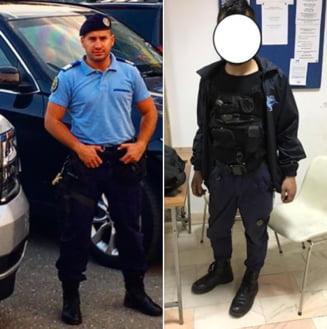 Un jandarm fals a fost prins de un jandarm adevarat, la Cluj. Ce le pretindea oamenilor