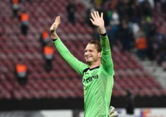 Un jucator de la CFR Cluj, inclus in echipa ideala a etapei a patra a grupelor Europa League