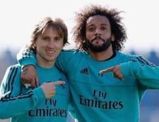 Un jucator de la Real Madrid, condamnat la inchisoare cu suspendare
