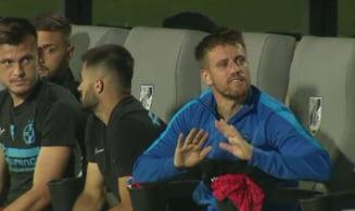 Un jucator de top de la FCSB anunta ca se lasa de fotbal dupa eliminarea din Europa League