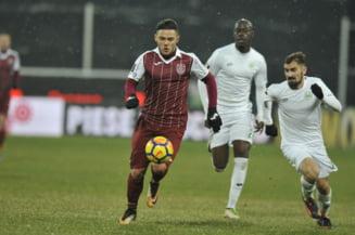 Un jucator important de la CFR Cluj a rabufnit la adresa lui Dan Petrescu: Merit sa joc mai mult