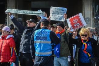 Un judecator explica de ce Jandarmeria a facut exces de zel in cazul protestatarilor care scandau impotriva PSD
