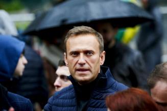 Un judecator rus a confirmat sentinta de condamnare a lui Navalnii pentru incalcarea unui control judiciar