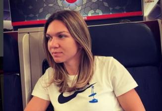 Un jurnalist britanic a refuzat sa o voteze pe Simona Halep pentru titlul de cea mai buna jucatoare din 2018