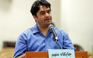 Un jurnalist iranian condamnat la moarte pentru instigare la violenta a fost executat. A fost prins in 2019, dupa mai multi ani in exil