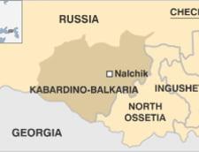 Un jurnalist rus a fost impuscat pe strada, in Caucazul de Nord