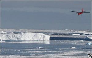 Un lac ascuns sub Antarctica poate dezvalui forme de viata necunoscute (Video)