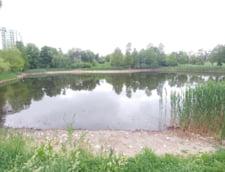 Un lac din Capitala risca sa sece si o sursa de viata sa moara cu el. De ce nu l-a salvat Primaria lui Firea? Raspunsul e naucitor