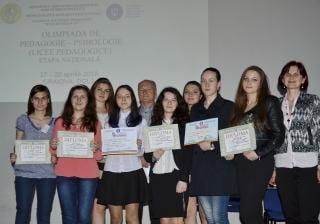 Un liceu din Cluj, pe primul loc in tara la pedagogie si psihologie