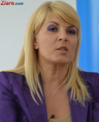 Un lider PMP cere demisia Elenei Udrea din Parlament
