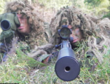 Un lunetist britanic omoara sase talibani dintr-o lovitura. Dar cum?
