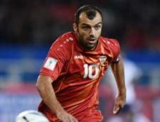 Un macedonean de 37 de ani, principalul pericol pentru nationala Romaniei in meciul de joi. Amintirile secundului Nicolae Dica