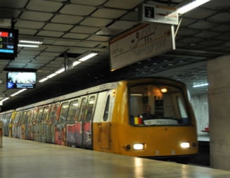 Un mecanic de metrou din Bucuresti era atat de beat incat n-a mai putut pleca din statie. Ce alcoolemie avea angajatul Metrorex
