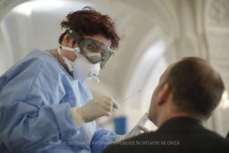 Un medic militar s-a infectat cu noul coronavirus, la spitalul din Suceava UPDATE A fost transferat la Cluj
