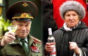 Un medicament traditional rusesc: votca