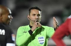 """Un membru din Comitetul Executiv al UEFA e categoric: """"Coltescu a facut-o lata, si-a terminat cariera de arbitru"""""""