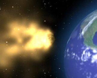 Un meteorit da peste cap teoriile spatiale