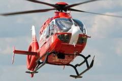 Un mic avion s-a prabusit intr-o comuna din Iasi, iar pilotul a murit. Primarul spune ca viata merge inainte (Video)