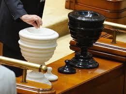 Un mic furt in Parlament