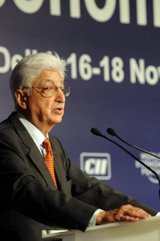 Un miliardar indian renunta la 7,5 miliarde de dolari din avere