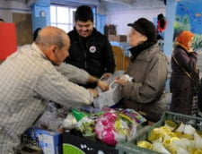 Un milion de francezi vor avea nevoie de hrana gratuita pentru a trece iarna
