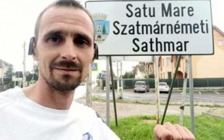 Un militar a alergat 600 de kilometri pentru a ajuta o tanara politista care sufera de o boala grava