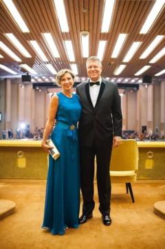 Un ministru PSD vrea sa schimbe legea pentru sotia lui Iohannis