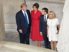 Un ministru australian critica comentariile lui Trump despre Brigitte Macron: Oare ea poate sa spuna acelasi lucru despre el?