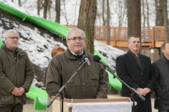 Un ministru de la Budapesta promite sa-i ajute cu bani pe maghiarii din Transilvania