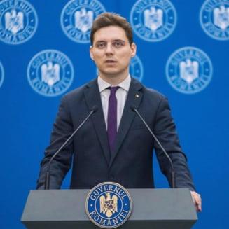 Un ministru din Guvernul Dancila se delimiteaza de Darius Valcov si Liviu Pop
