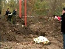 Un mort si doi raniti dupa ce un mal de pamant s-a surpat pe un santier, in Bucuresti