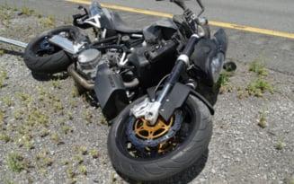Un motociclist de 25 de ani, mort intr-un accident rutier petrecut pe un drum judetean din Prahova