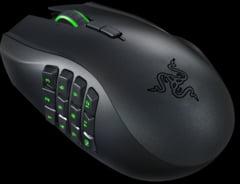Un mouse cu 19 butoane, pentru impatimitii jocurilor