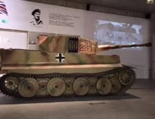 Un muzeu din Franta isi vinde intreaga colectie de tancuri si vehicule militare