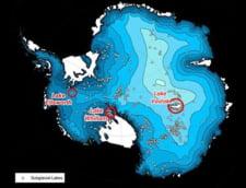 Un nou Razboi Rece in Antarctica