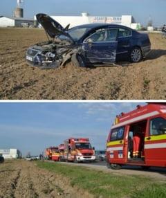 Un nou accident intre Brasov si Cristian