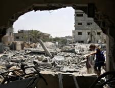Un nou atac asupra unei scoli din Fasia Gaza: cel putin 10 morti