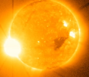 Un nou ciclu solar va incepe in 2013